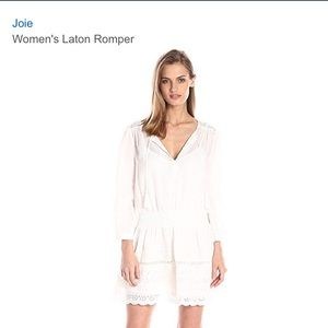 Joie laton porcelain dress size xs